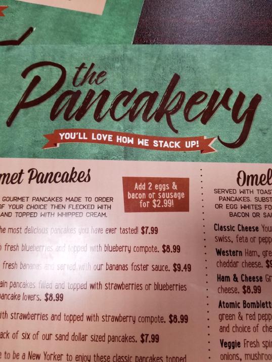 pancakery